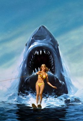 Jaws 2 movie poster (1978) poster MOV_15963322