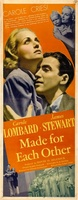 Made for Each Other movie poster (1939) picture MOV_6781d409