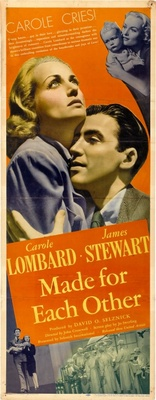 Made for Each Other movie poster (1939) poster MOV_159d5a67