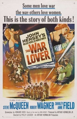 The War Lover movie poster (1962) poster MOV_15a89ce7