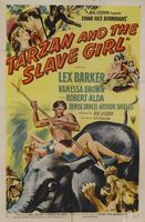 Tarzan and the Slave Girl movie poster (1950) picture MOV_15aa405d