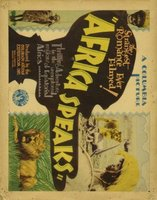 Africa Speaks! movie poster (1930) picture MOV_15b0f127