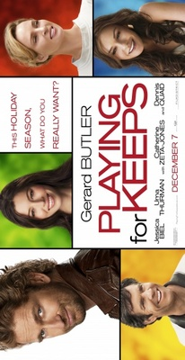 Playing for Keeps movie poster (2012) poster MOV_15b248c9