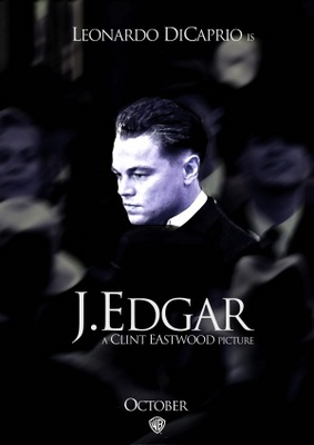 J. Edgar movie poster (2011) poster MOV_15b512e9