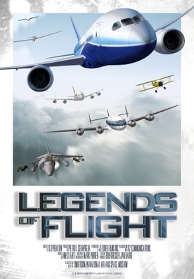 Legends of Flight movie poster (2010) poster MOV_15be69f2