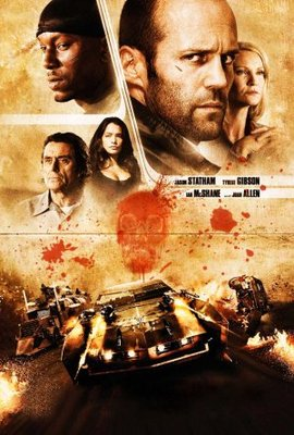 Death Race movie poster (2008) poster MOV_15c127c1
