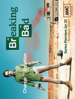 Breaking Bad movie poster (2008) picture MOV_15c29833