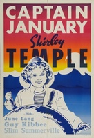 Captain January movie poster (1936) picture MOV_c50df46a
