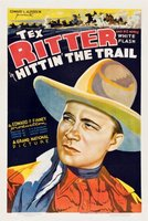 Hittin' the Trail movie poster (1937) picture MOV_15ca62e1