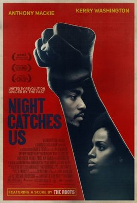 Night Catches Us movie poster (2010) poster MOV_15d0de05