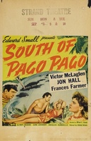 South of Pago Pago movie poster (1940) picture MOV_15d0e82a