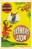 Father's Lion movie poster (1952) picture MOV_15df940d