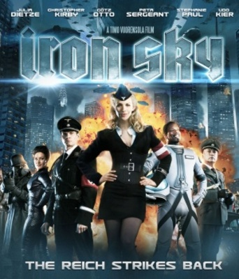 Iron Sky movie poster (2012) poster MOV_15e437b7