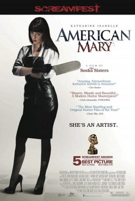 American Mary movie poster (2011) poster MOV_15eb20e1