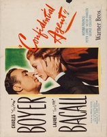 Confidential Agent movie poster (1945) picture MOV_15eff1ea