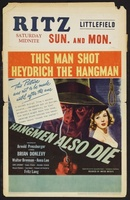 Hangmen Also Die! movie poster (1943) picture MOV_15fd7741