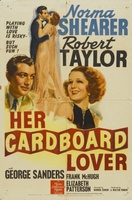 Her Cardboard Lover movie poster (1942) picture MOV_16032d4a