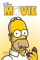 The Simpsons Movie movie poster (2007) picture MOV_1605300c