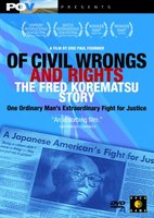 Of Civil Wrongs & Rights: The Fred Korematsu Story movie poster (2000) picture MOV_16060f47