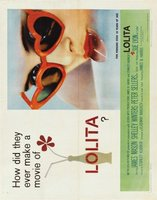 Lolita movie poster (1962) picture MOV_81ea53bb