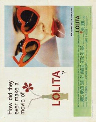 Lolita movie poster (1962) poster MOV_16067794