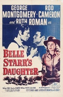 Belle Starr's Daughter movie poster (1948) picture MOV_16106881