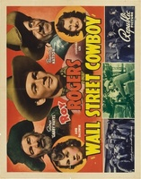 Wall Street Cowboy movie poster (1939) picture MOV_16132119