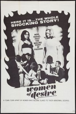 Women of Desire movie poster (1967) poster MOV_1615bc58