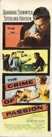 Crime of Passion movie poster (1957) picture MOV_16179680