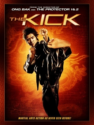 The Kick movie poster (2011) poster MOV_1619ab97