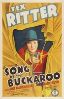Song of the Buckaroo movie poster (1938) picture MOV_1623e8c2