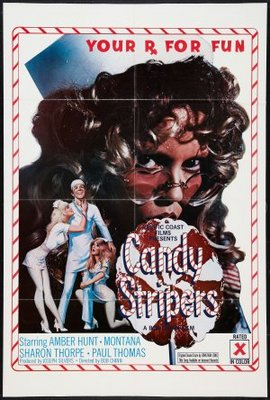 Candy Stripers movie poster (1978) poster MOV_16288334