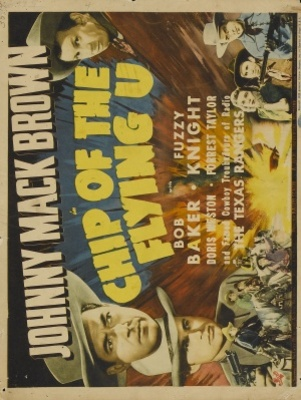 Chip of the Flying U movie poster (1939) poster MOV_163734d5