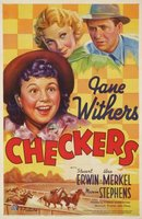 Checkers movie poster (1937) picture MOV_163e0ff0
