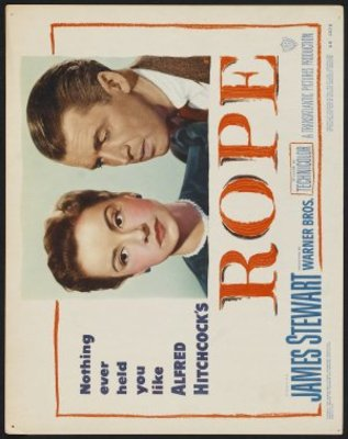 Rope movie poster (1948) poster MOV_164359b5