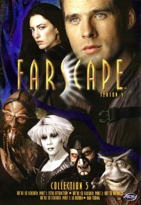 Farscape movie poster (1999) poster MOV_1645aac0