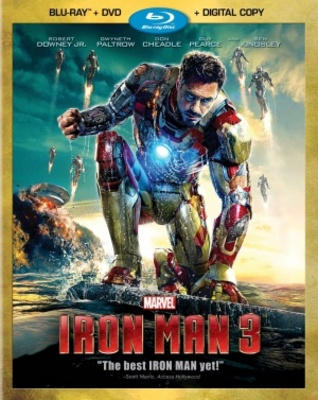 Iron Man 3 movie poster (2013) poster MOV_1646c96e