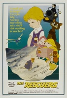 The Rescuers movie poster (1977) picture MOV_1648768a