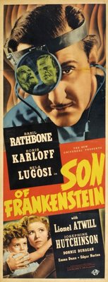 Son of Frankenstein movie poster (1939) poster MOV_164bbee1