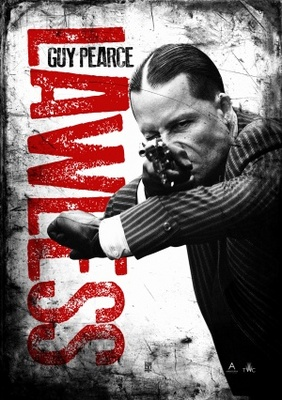 Lawless movie poster (2010) poster MOV_164caed6