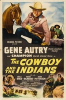 The Cowboy and the Indians movie poster (1949) picture MOV_1653d806