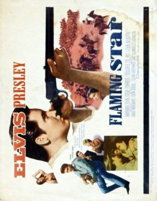 Flaming Star movie poster (1960) poster MOV_1653e31a