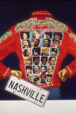 Nashville movie poster (1975) poster MOV_165621af