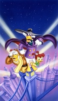 Darkwing Duck movie poster (1991) picture MOV_1656cb06