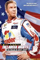 Talladega Nights: The Ballad of Ricky Bobby movie poster (2006) picture MOV_1656e9a1