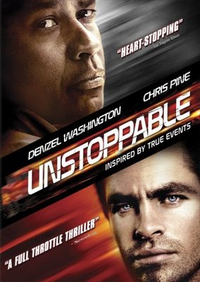 Unstoppable movie poster (2010) poster MOV_16579482