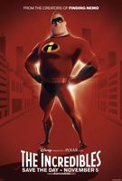 The Incredibles movie poster (2004) picture MOV_165eacfc