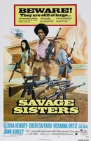 Savage Sisters movie poster (1974) picture MOV_16609765