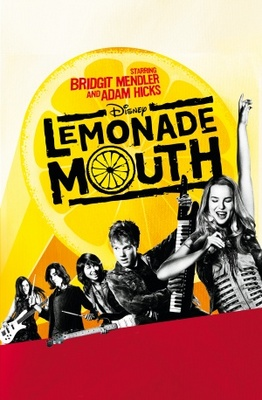Lemonade Mouth movie poster (2011) poster MOV_16627dcc