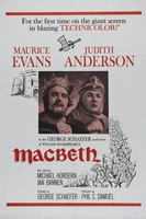 Macbeth (II) movie poster (1960) picture MOV_16665fab